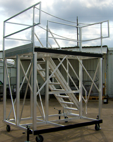 Custom Mobile Maintenance Platforms
